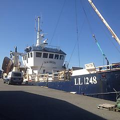 SAIBON,  STEEL TRAWLER SCOTTISH boat for sale