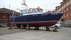 JADE M, TUCKER THAMES 442 boat for sale