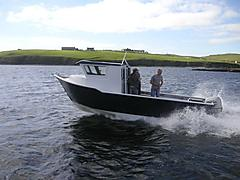 COLONEL, ALUMINIUM boat for sale