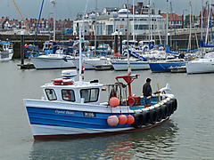 CRYSTAL DAWN H116, YORKSHIRE COBBLE YORKS... boat for sale