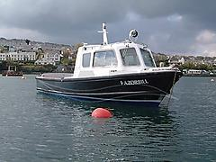 RAZORBILL , CHEVERTON TASKFORCE boat for sale