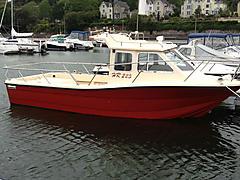 LAST CAST, HR 223 OFFSHORE boat for sale