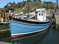 MIZPAH, NOBLES OF GIRVAN RINGN... boat for sale