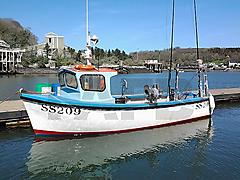 STILL WATER, SEA FAIRER boat for sale