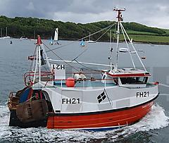 MILLIE G, KINGFISHER boat for sale