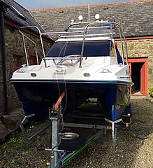 REMISE, POWERCAT boat for sale