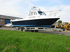 DISCOVERY, PIRATE 21 boat for sale