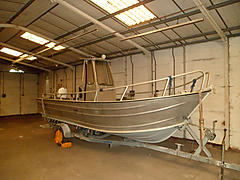 DRAGON FLY, SEASTRIKE 19FOOT CENTR... boat for sale