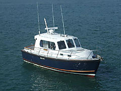 GRACIE JAY, CHANNEL ISLAND 32 CHAN... boat for sale