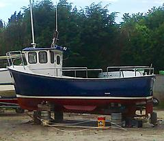 MARIEK, KING FISHER KINGFISHER20 boat for sale