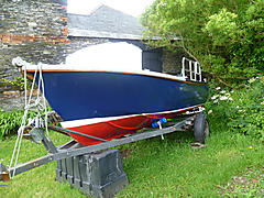 NO NAME, LOCHIN TYPE boat for sale