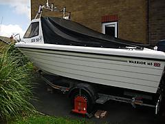 SEA YA, WARRIOR 165 boat for sale