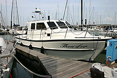 THEA D'OR, CYGNUS MARINE LTD CYFI... boat for sale