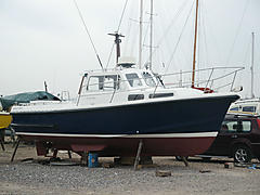 JOLLY ROTTER, MITCHELL boat for sale