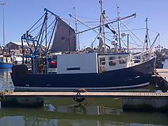MARTINA ROSE, STEEL 10 METRE SCALLOPER boat for sale