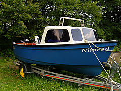 NIMROD, HARDY boat for sale