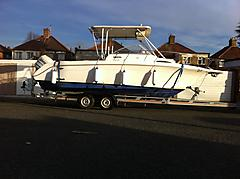 ONE TYME, WELLCRAFT COASTAL 210 boat for sale