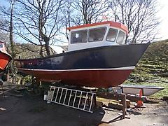 NONE, STEEL WORKBOAT  boat for sale