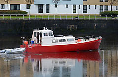 REDGULL, 11 METRE HARBOUR LAUNCH boat for sale