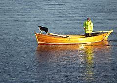 MEG,  CLINKER BUILT DOUBLE END boat for sale