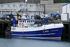 RICHARD MARY, TWIN RIG STEEL TRAWLER boat for sale