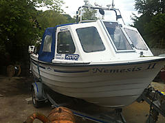 NEMESIS II, ALASKA 500 boat for sale