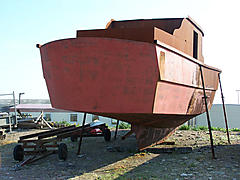 UNNAMED, DISPLACEMENT HULL boat for sale