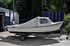 UNNAMED, ORKNEY 520 boat for sale