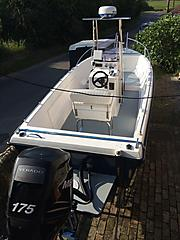 SILD, ATLANTIS 20CC boat for sale
