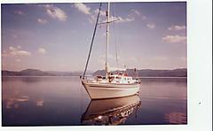 SKERRYVAIG, WESTERLY VULCAN boat for sale