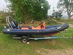 HUMBER, 6.3 boat for sale