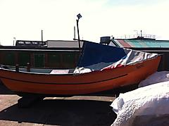 SPIRIT, TRITON COBLE boat for sale