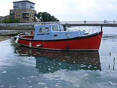 SNADGEY III, FISHING WORKBOAT boat for sale