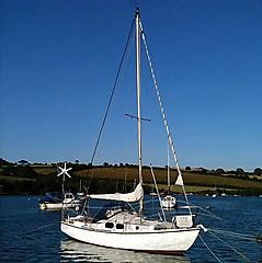 GREYLAG, WESTERLY 25 boat for sale
