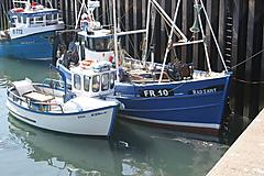 RADIANT, MACDUFF TRAWLER SCALLOPER boat for sale
