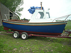 UNAMED, FISHING/PLEASURE BOAT boat for sale