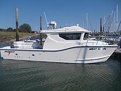 GREAT ESCAPE, SWIFT CAT 10.6 boat for sale