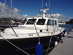 EXPLORER, CYGNUS CYFISH 38 PATROL boat for sale