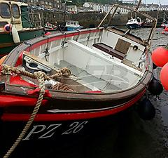MAGLER MOR, WOODEN NETTER POTTER  boat for sale