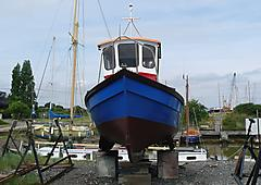 REDSHANK, MARITIME 21 boat for sale