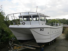 PISCES, NEW COUAGAR 10M CATAMARAN boat for sale