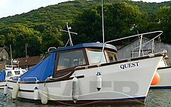 QUEST , TAMAR 2000 boat for sale