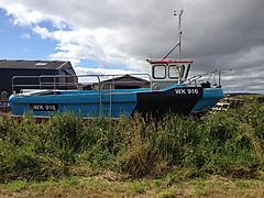 GAME ON, WILSON FLYER 24 boat for sale