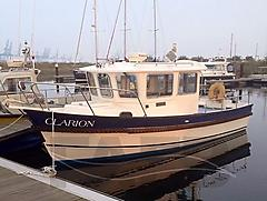 CLARION, HARDY24 boat for sale