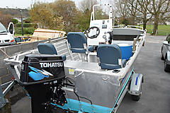UNNAMED, QUINTREX DORY 520 boat for sale