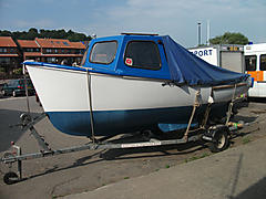 UNNAMED, PLYMOUTH PILOT 16 boat for sale