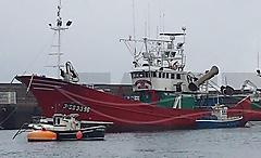 36M FISHING VESSEL, TRAWLER boat for sale