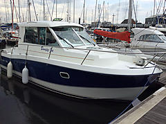 BUMPY JOE, BENETEAU ANTARES 760 boat for sale