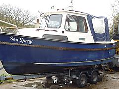 HARDY, HARDY 20 boat for sale