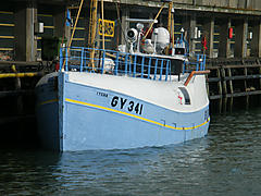 LYSHA, GILLNETTER boat for sale